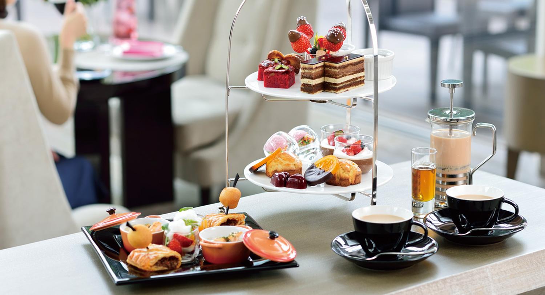 ◆Chocolat Afternoon Tea(ショコラアフタヌーンティー)