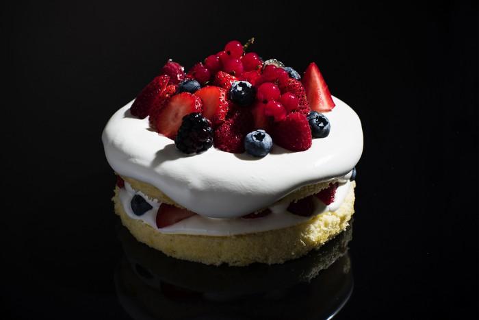 マリオット クリスマス ショートケーキ