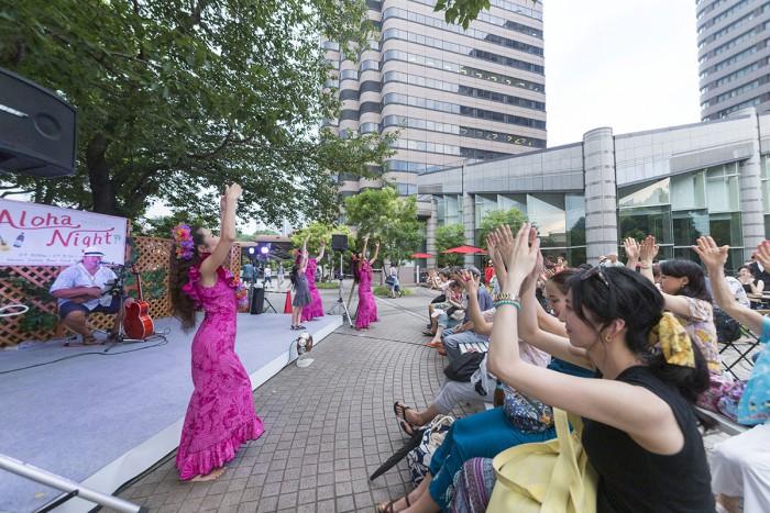 Special!!! Music&Dance Workshop ※写真は昨年の様子です。