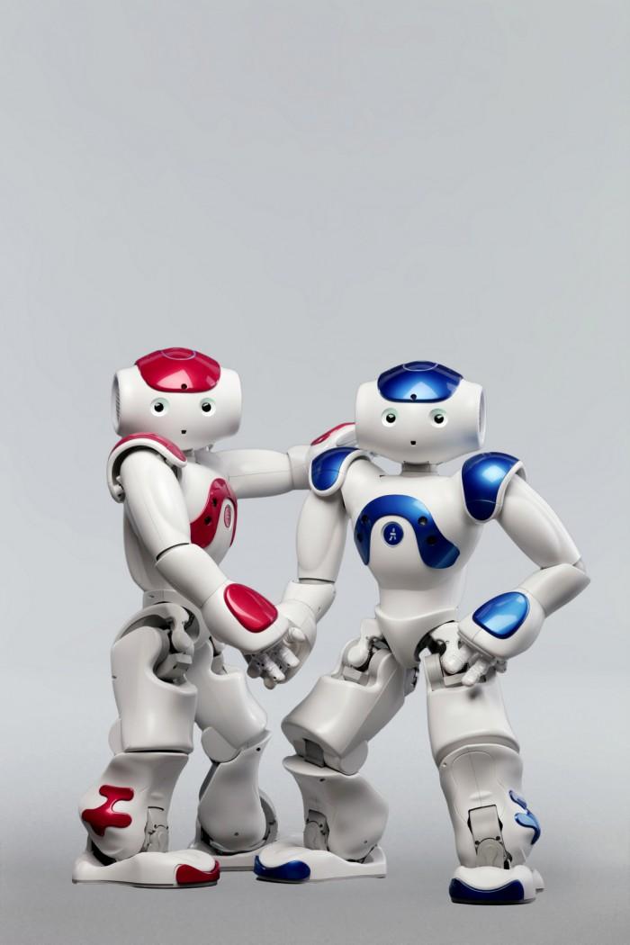 ロボットダンスショー