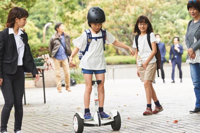 Mobility Walk / モビリティ試乗体験